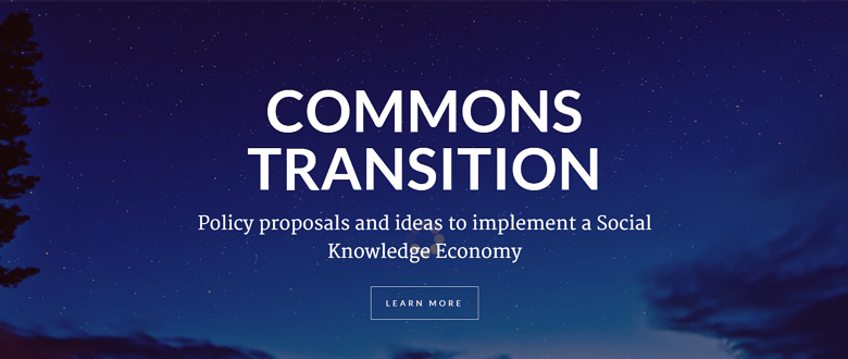 Commons Transition