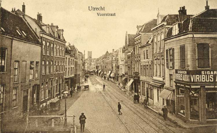 Voorstraat e.o Utrecht