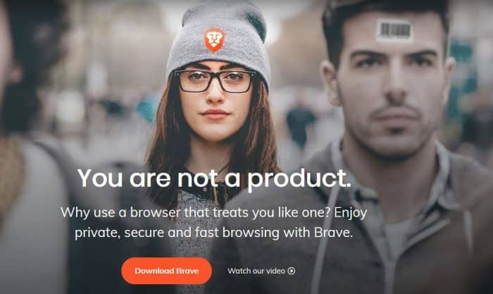 You are not a product